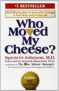 Who Moved my Cheese bookcover
