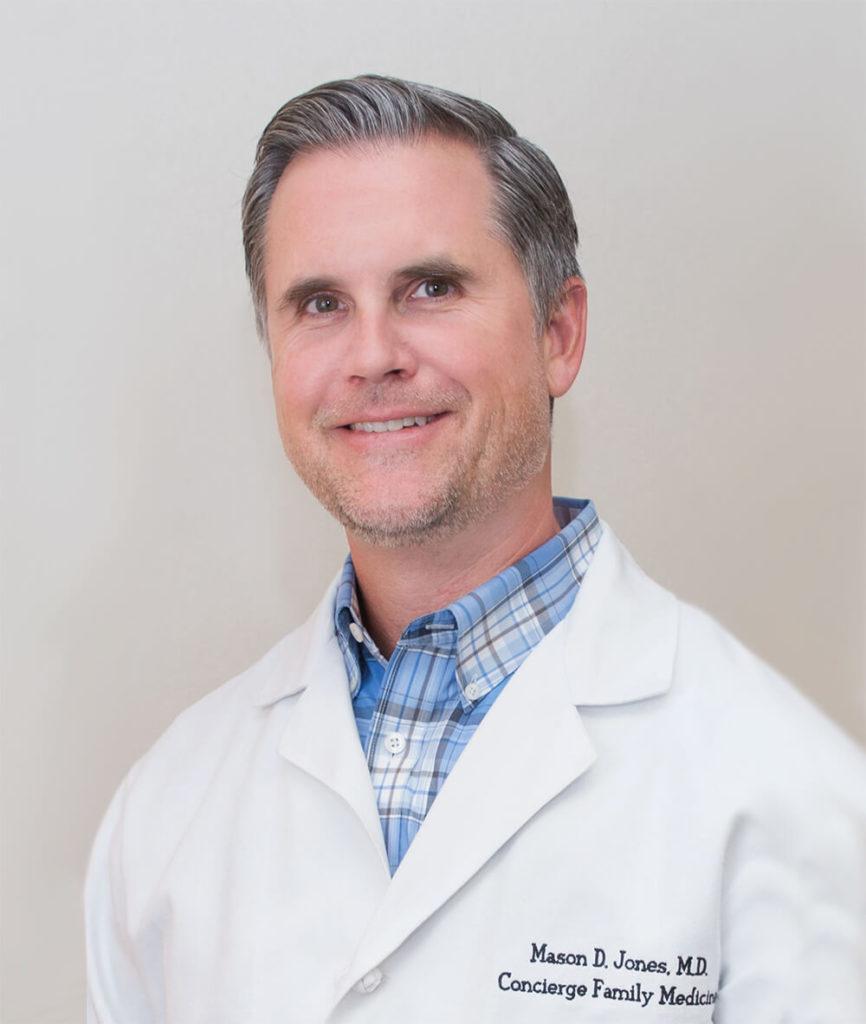 Mason D. Jones, MD